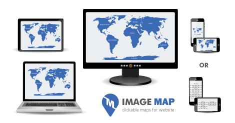 interaktive Landkarten für Webseite nutzen