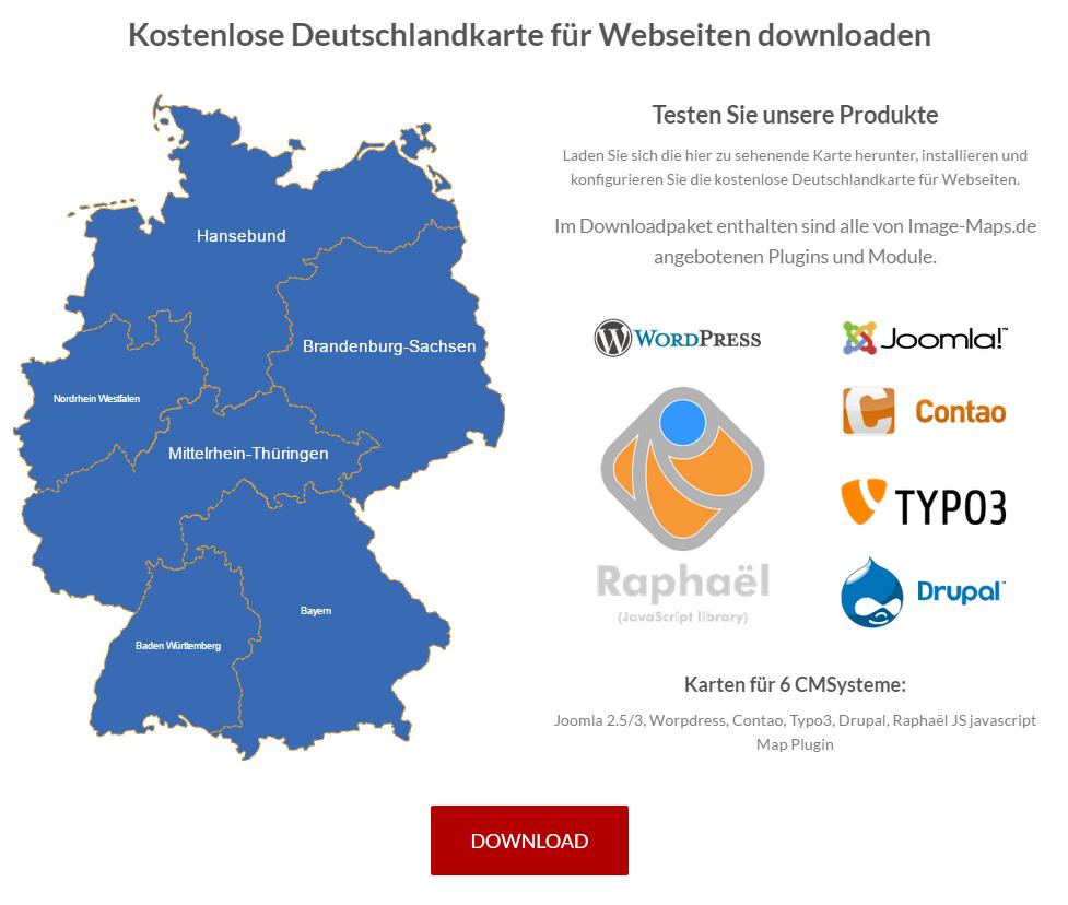 Interaktive Karte erstellen kostenlos
